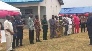 COVID-19: Oti Regional Health Directorate Inaugurates Committee To Fight Spread