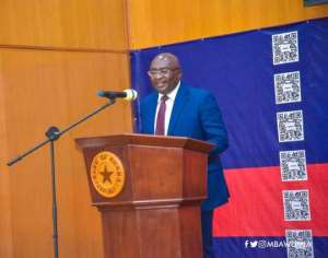 Bawumia Launches Universal QR Code For Electronic Payment