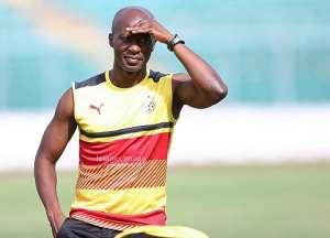 Black Meteors Head Coach Ibrahim Tanko