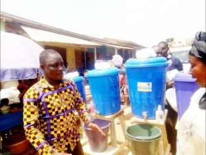 COVID-19: Twifo-Atimokwa Assembly Energised To Fight Spread