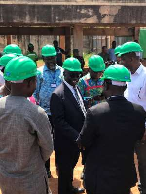 Government Shows Commitment To Sports Infrastructure Development