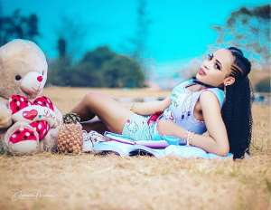 Precious Timothy Glows In New Photoshoot For Her Birthday