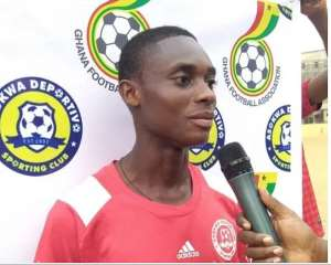 Hearts Of Oak To Miss Out On Signing Winger Emmanuel Osei