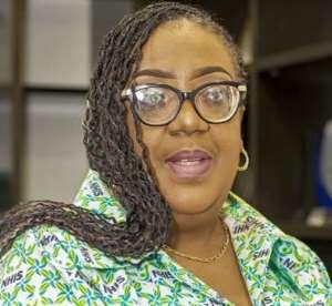 Dr. Lydia Dsane-Selby- NHIA CEO