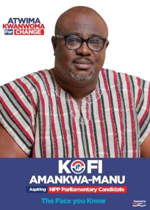 NPP Primaries: I'm Your Hope–Atwima-Kwanwoma Aspirant Assures