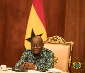 Happy Birthday His Excellency Nana Addo! The President Of The Fourth Republic Of Ghana