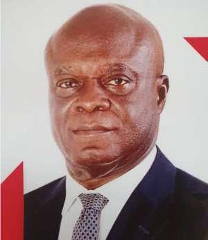 Chairman Of The Board, Paa Kwasi Yankey