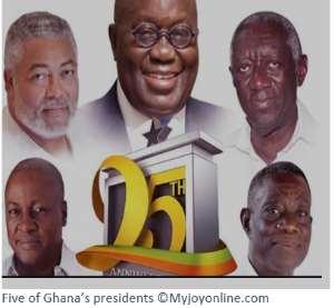 Ghana's Leaders In Perspective