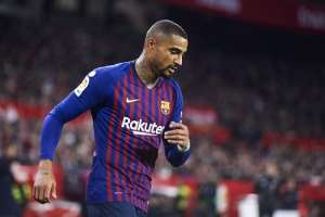No Regrets Over Barcelona Move - Kevin Prince Boateng