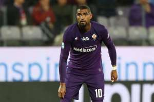 Kevin Prince Boateng Unsure Of Fiorentina Return