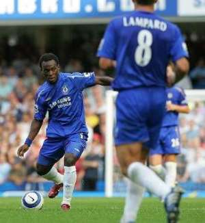 Essien selected for Europe's top award