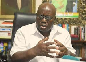 The Foreign Media Demoralizes  Nana Addo's Credibility
