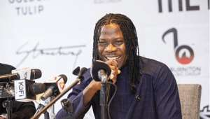 Why Stonebwoy Named His Latest Album, 'Anloga Junction'
