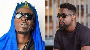 Shatta Wale Compares His International Features To Sarkodie
