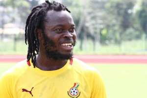 Yahaya Mohammed Delighted With Black Stars Call Up For 2021 AFCON Qualifiers