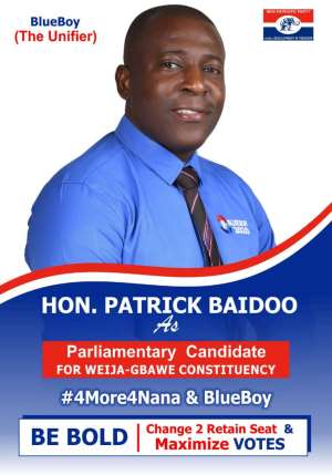 NPP Vetting: Weija-Gbawe Candidate Patrick Baidoo Disqualified