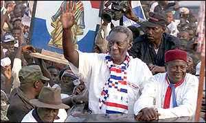 Calling All Critics: Kufuor is in charge of his gov't;