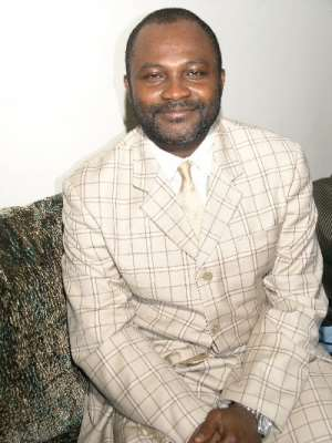 Interview with working MP -  Ken Ohene Agyapong