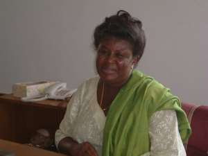 Theresa Kufuor Knew Of The Twins (0)