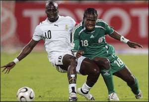 Late goal gives Nigeria victory