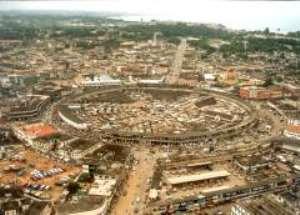 Takoradi sub-metro dirty and unsightly