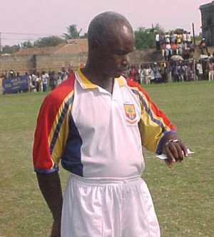 There will be no complacency on Sunday - Coach Addo