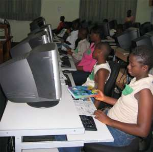 Huge success of youth technology program in Accra