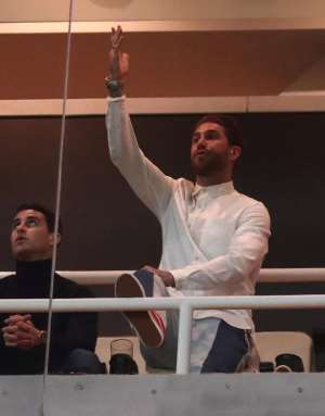 Ramos Was Recording Documentary About Himself As Ajax Thumped Real Madrid