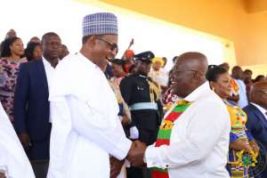 The 8 Things That Make Prez Akufo-Addo A Corruption Grandmaster