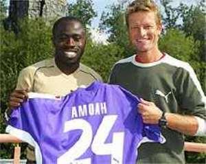 Charles Amoah Moves To Salzburg