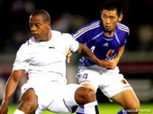 Ghana leave for Seoul game