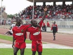 Kotoko beat Olympics 2-0