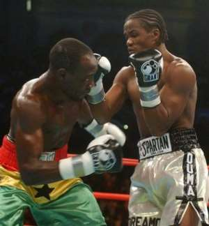 Jantuah Fails In World Title Bid