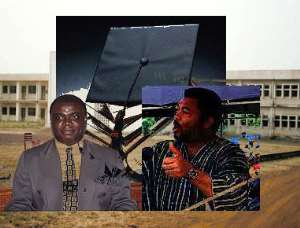 UDS Lecturers Kicks Chairman to Clear Them