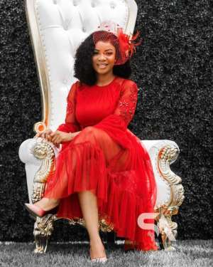 Serwaa Amihere Celebrates 29th Birthday In Grand Style