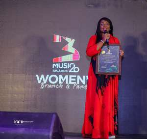 Theresa Ayoade, Daughters Of Glorious Jesus, Tagoe Sisters, Others Honoured At 3Music