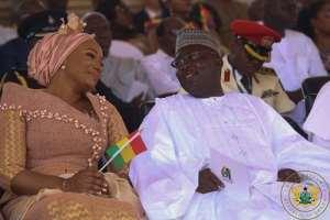 Second Lady Samira Reveals Bawumia's Favourite Food
