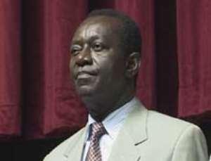 Ghana won't be base for attacks - Minister