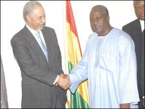 Ghana Counts On UN/ECOWAS• Over Gambia Murder Case