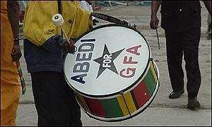 Ghana FA infighting continues