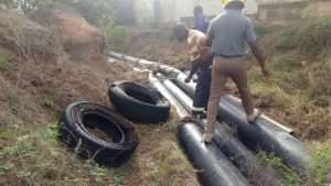 Tema Pipeline Was Filled With Water, Not Gas — IES Reveals