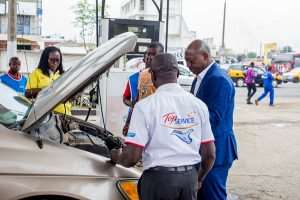 Total Petroleum Takes Customer Service To New Level At Stations