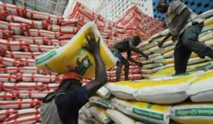 Ghana imports an estimated $1.5 billion worth of rice annually