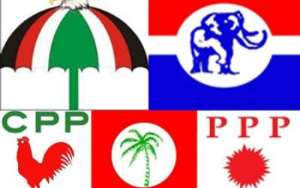 5 Parties Urge Ghanaians To Help Stop COVID-19 This Easter