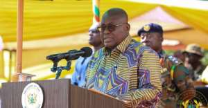 Use Water, Electricity Wisely – Akufo-Addo To Ghanaians