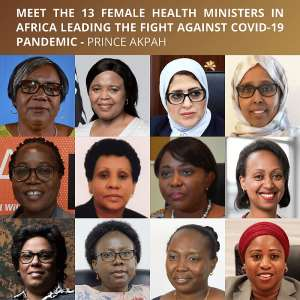 COVID 19: Meet The 13 Female Health Ministers In Africa Leading The Fight