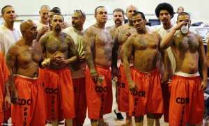 American prisons have the most notorious criminals