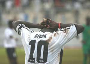 Appiah Injured - Kufuor is Back