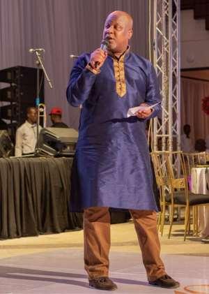 Kwami Sefa Kayi Bags Musiga Presidential Grand Ball Honor