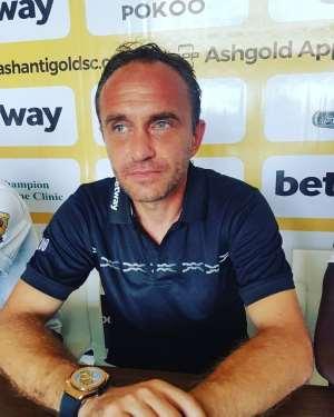 Referees Are Always Helping Asante Kotoko - Unhappy Ashgold Coach